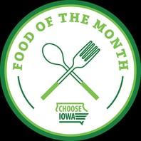 Choose Iowa Food of the Month logo