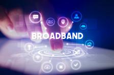 Broadband image