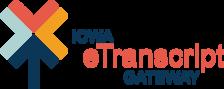 e-transcript logo