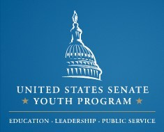 Graphic of U.S. Youth Senate Program