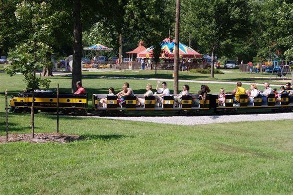 City Park Rides