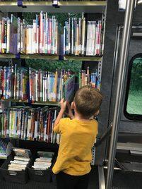 bookmobile kid