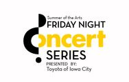 The Summer of the Arts Friday Night Concert logo