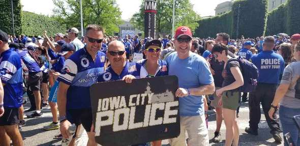 Police Unity Tour image