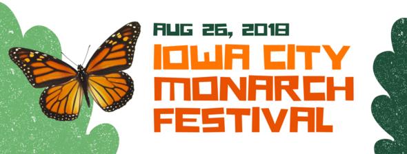 Monarch festival artwork