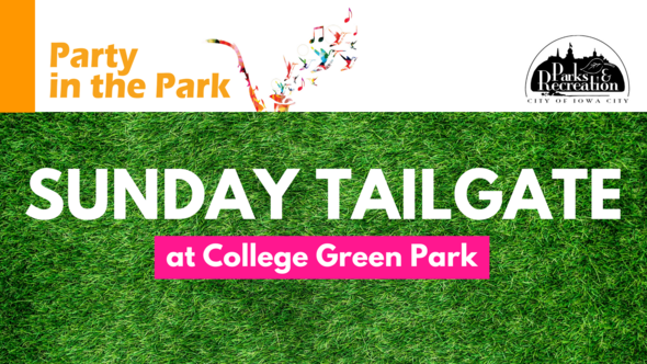 Sunday Tailgate at College Green Park image