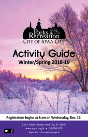 Winter/Spring Activity guide