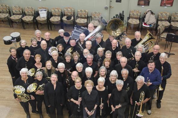 Senior Center concerts