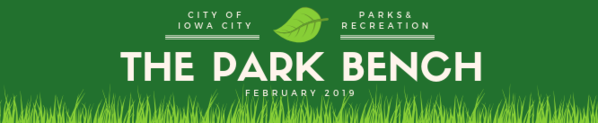 Feb. Park Bench Newsletter header