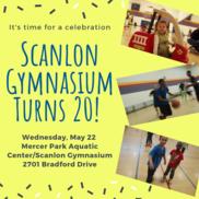 Scanlon Gym turns 20