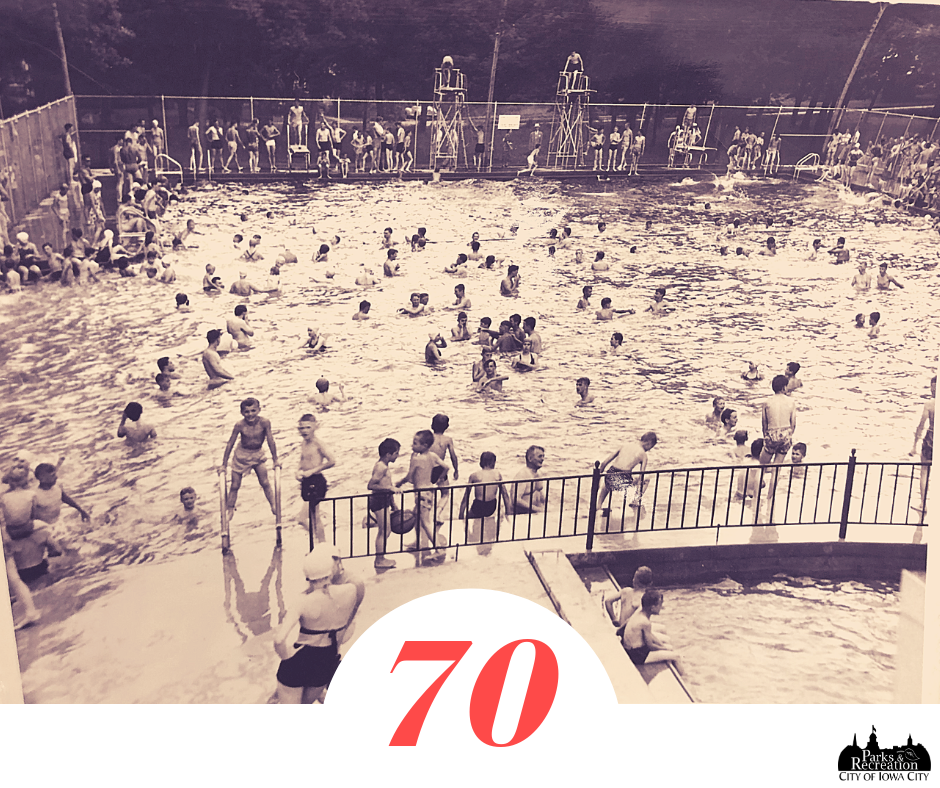 City Park Pool turns 70