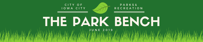 June Park Bench Header