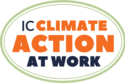 IC climate action at work logo