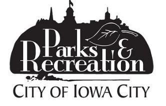 Iowa City Parks and Recreation logo.