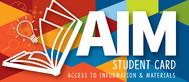 AIM Student Card Graphic Logo