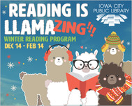 Winter Reading Program Logo