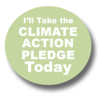 I'll Take the Climate Action Pledge Today button