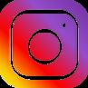 The logo for Instagram.