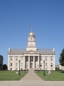 Photo of UI Old Capitol