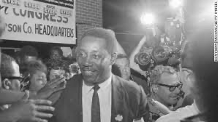 Charles Evers is shown.
