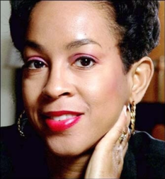 Bebe Moore Campbell is shown.