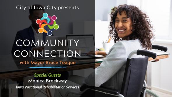Community Connection: Iowa Vocational Rehabilitation Services