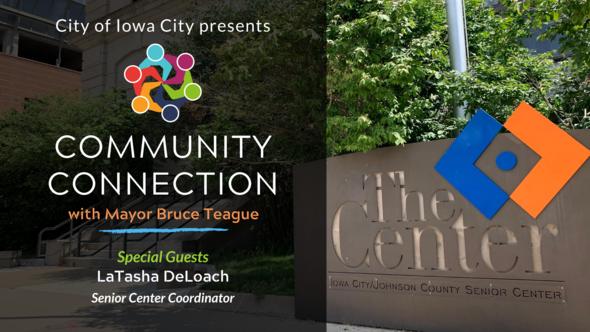 Community Connection: Iowa City Senior Center