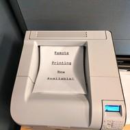 remote printing