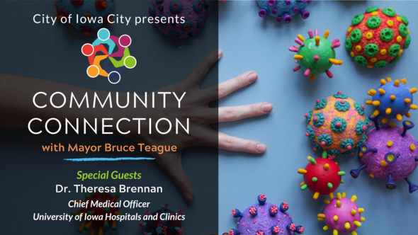 Community Connection: Dr. Theresa Brennan