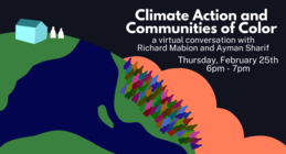 Climate Action & Communities of Color Event