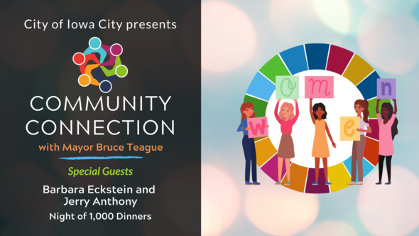 Community Connection: Night of 1,000 Dinners