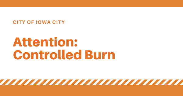 Attention: Controlled Burn