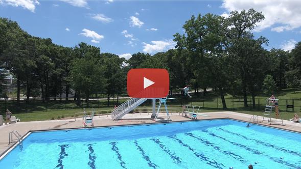 Iowa City Update: Summer Aquatics