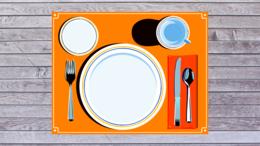 plate w/ wood big
