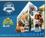 Summer Reading Program Celebrating 125 years of stories