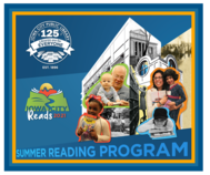 Summer Reading Program Celebrating 125 years of stories  PICTURE
