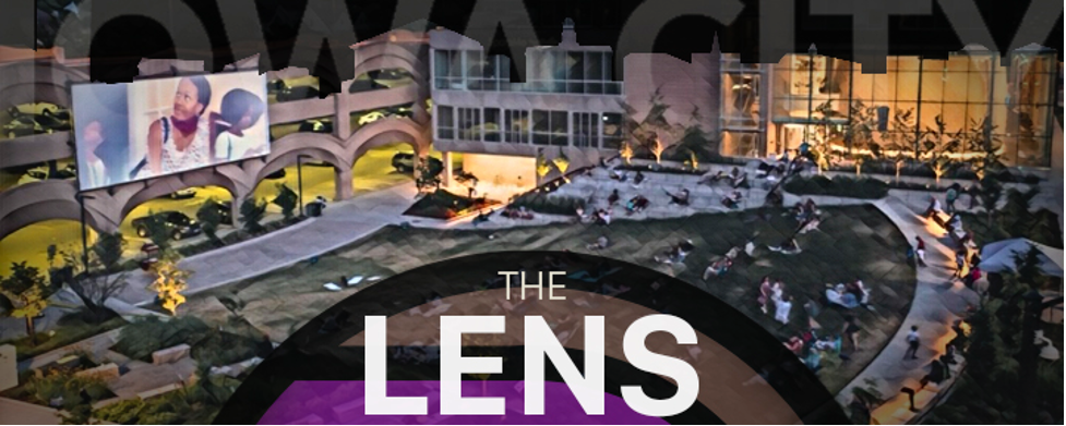 Banner for The Lens