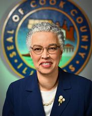 President Toni Preckwinkle Headshot