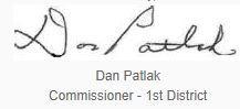 Patlak Signature