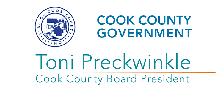 Cook County Government - Toni Preckwinkle - Cook County Board President