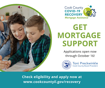 Image for the COVID-19 Mortgage Assistance Program