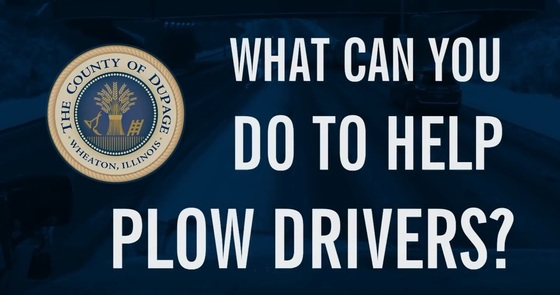 Snow plow video