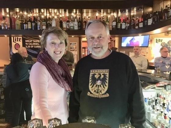 Eckhoff Celebrity Bartender Night