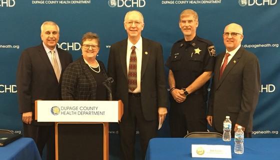 Opioid grant announcement