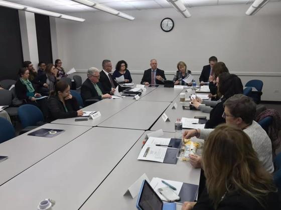 Noonan Census Committee meeting