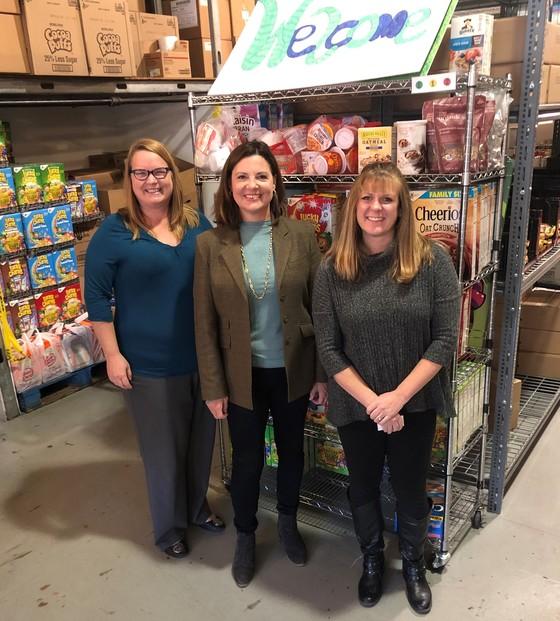 Renehan food pantry