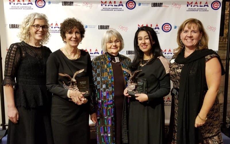 Muslim Leadership Award