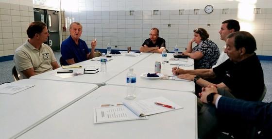 Puchalski intergovernmental meeting