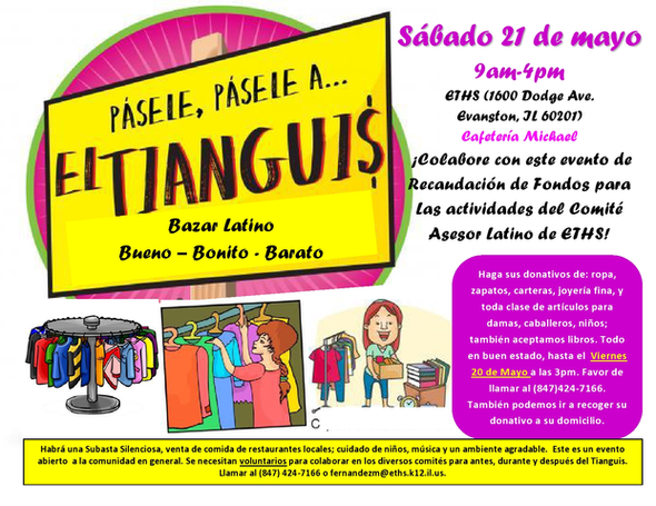 Latino Fundraiser