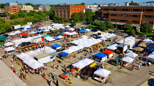 Downtown Evanston Farmers' Market